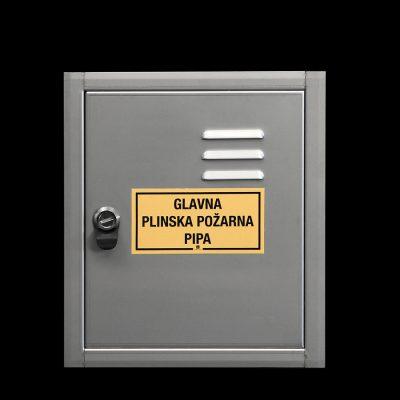 inox plinska podometna omarica
